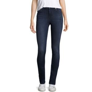 j brand high waisted maria jeans in surrender